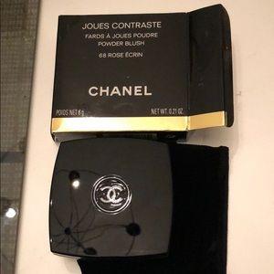 Chanel powder blush